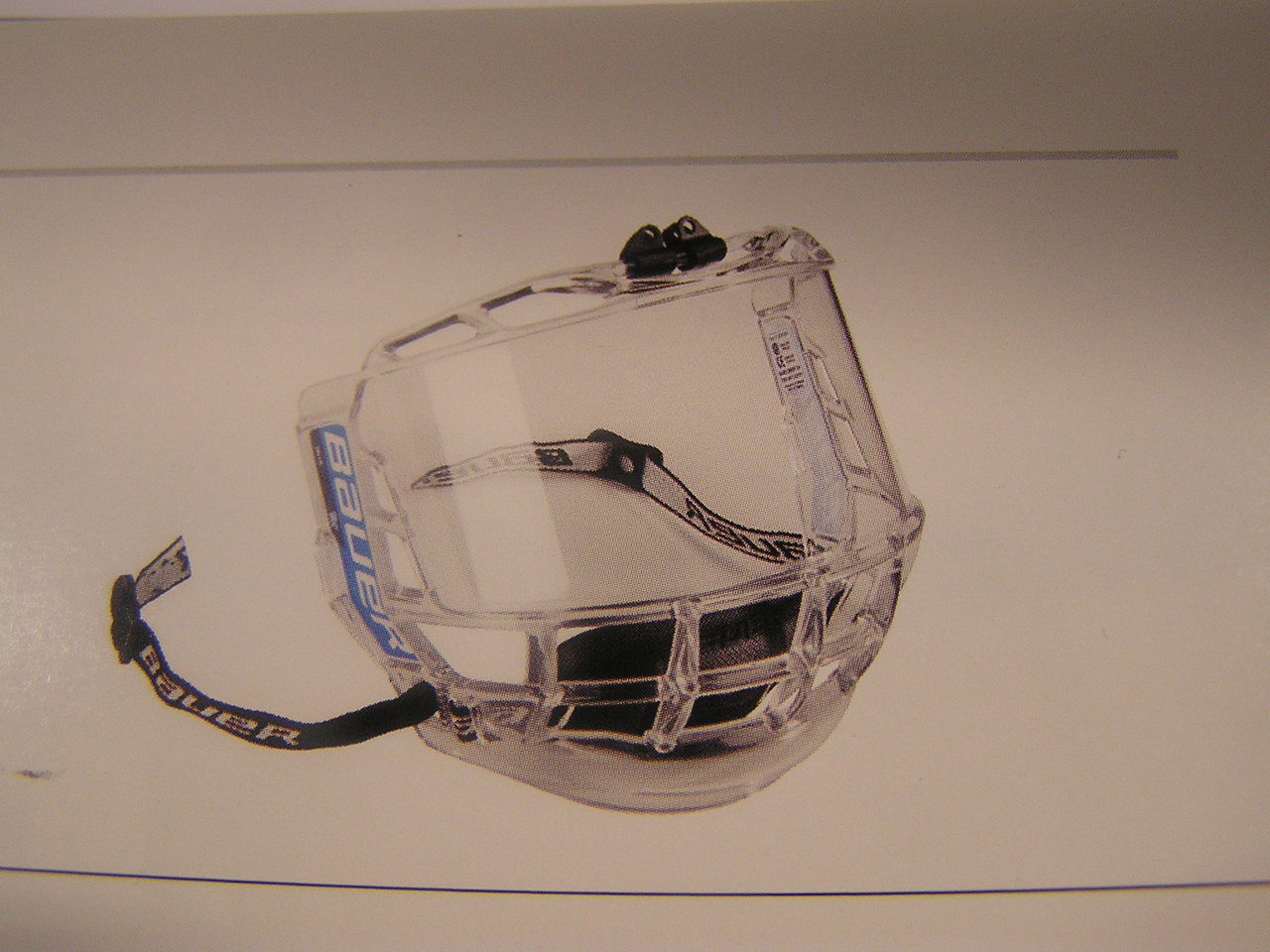 55fa274bbe3 The Bauer Concept 3 Full Shield is the next generation of one of the most  used