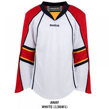 2fb4f40c Reebok Florida Panthers Uncrested Adult Hockey Jersey