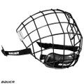 Bauer Profile II Hockey Cage  Classic design profile with flat shape. Enhanced visual areas with oval wire Dual Density floating chin cup with moisture channels CSA, HECC, CE certified