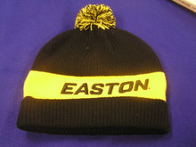 Easton Slouch-e Beanie  Description Two-ply Acrylic for comfort Embroidered logo at front Direct inject logo at front side Slouch fit