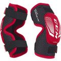 CCM Jetspeed FT350 Youth Hockey Elbow Pads  1-piece design offers mobility and comfort Soft cap with PE insert for maximum protection. 2-strap system attachment provides comfort and a fully customizeable fit.