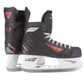 CCM RBZ40 YOuth Hockey Skates  Tech mesh quarter package provides lasting durability Brushed nylon liner ensures a comfortable fit Injected outsole for complete holder interface CCM footbed for additional comfort One-piece felt for additional comfort E-blade Proformance runner