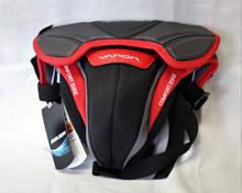 Bauer Vapor Goal Jock - Senior    Features: Aerolite technology Shield Ergonomic Mesh Liner with 37.5 Technology Adjustable leg straps