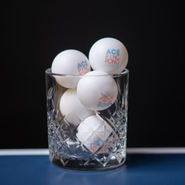 Custom Beer Pong Balls
