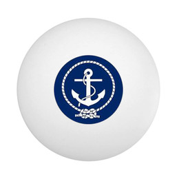 Anchors Away Ping Pong Ball