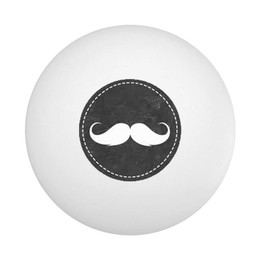 If You Mustache Ping Pong Ball