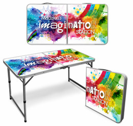 Custom Ping Pong Table Decals