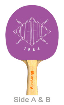 Ninja Donnie Designer Ping Pong Paddle