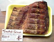 Smoked Faroe Islands Salmon (1 lb)