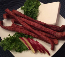 Smoked Hot Sticks (1 lb)