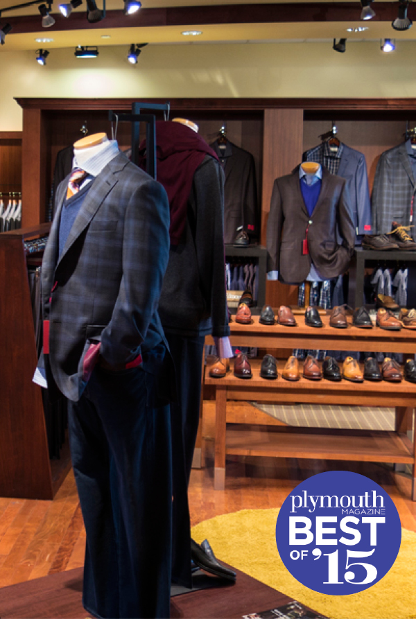 Plymouth Magazine's best boutique of 2015
