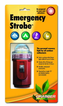 Kayaking Emergency Strobe
