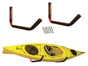 HighRise Wall Mount Kayak Storage Rack