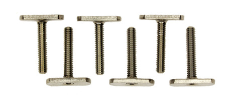 "MightyBolt, 1-1/2"" lg - 1/2 wide, 6 pack"