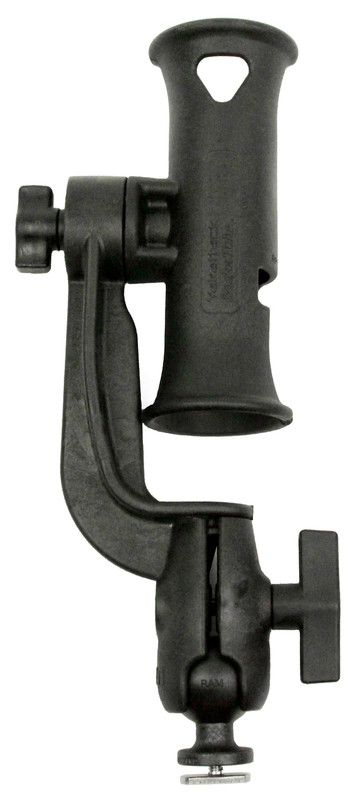 "Zooka Tube Rod Holder- 1.5"" Screwball Combo"