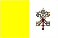 Vatican City (Papal) - Indoor Flags