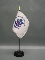 Coast Guard Stick Flags