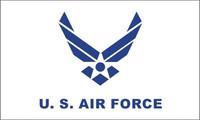 U.S. Air Force - New Emblem Military Flags
