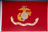 Marine Corps Retirement Flags
