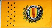 Vietnam Commemorative Flags