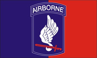 173rd Airborne Military Flags