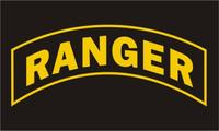 Ranger ARC Military Flags