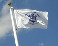 Coast Guard Outdoor Flags