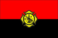 Fireman Remembrance Flags