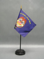 Merchant Marine - Stick Flags
