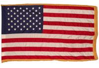 Indoor U.S. Flag