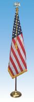 Government Spec Indoor Presentation Flag Set