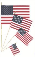 Grave Marker Flags