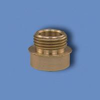 Brass Ornament Adapter