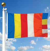 Buddist Nylon Outdoor Flag