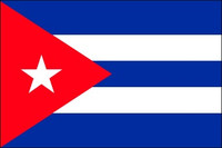 Cuba (UN OAS) Outdoor Flags