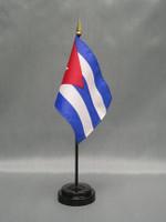 Cuba (UN OAS) Stick Flags