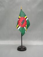 Dominica (UN OAS) Stick Flags