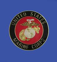 Marine Corp Emblem Lapel Pin