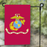 U.S. Marine Corps Garden Flag