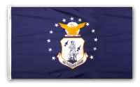 Air National Guard - Indoor Flag