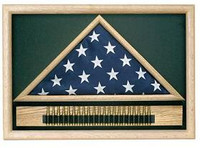 Memorial Case with Cartridge Belt