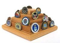 Pentagon Coin Display