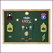 Awards Frame with Pocket (Small)
