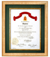 Document Frame (Small)