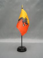 Bhutan (UN)  - Stick Flags