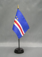 Cape Verde (UN)  - Stick Flags