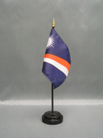 Marshall Islands (UN)  - Stick Flags
