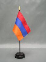 Armenia (UN)  - Stick Flags
