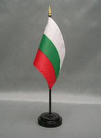 Bulgaria (UN)  - Stick Flags