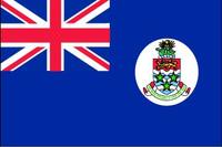 Cayman Islands (Blue) Outdoor Flags